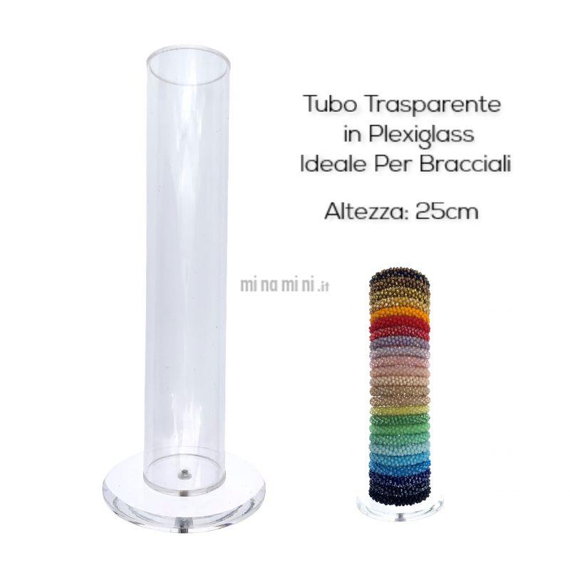 ESP1414- Tubo Alto 25cm - Espositore