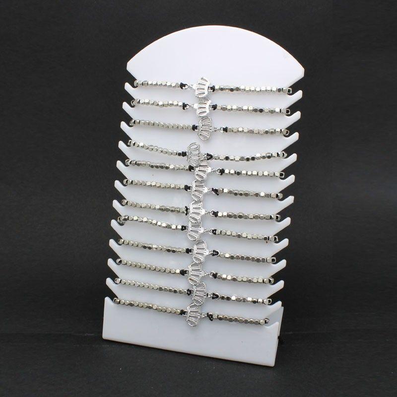 Braccialetti con SIMBOLI ( 3 modelli a scelta) - Pacco da 12pz+Espositore in Omaggio