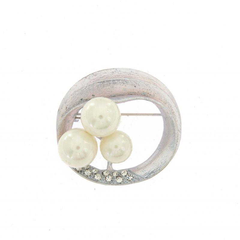 SP-Cerchio Fiore 5644 - Spilla