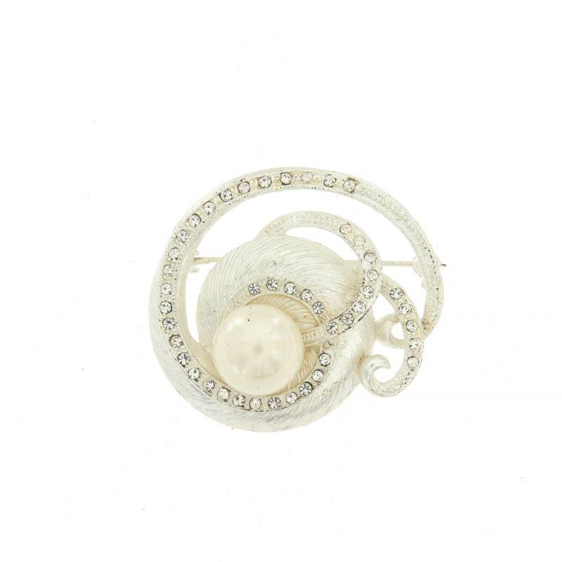 SP-Cerchio Fiore 5645 - Spilla