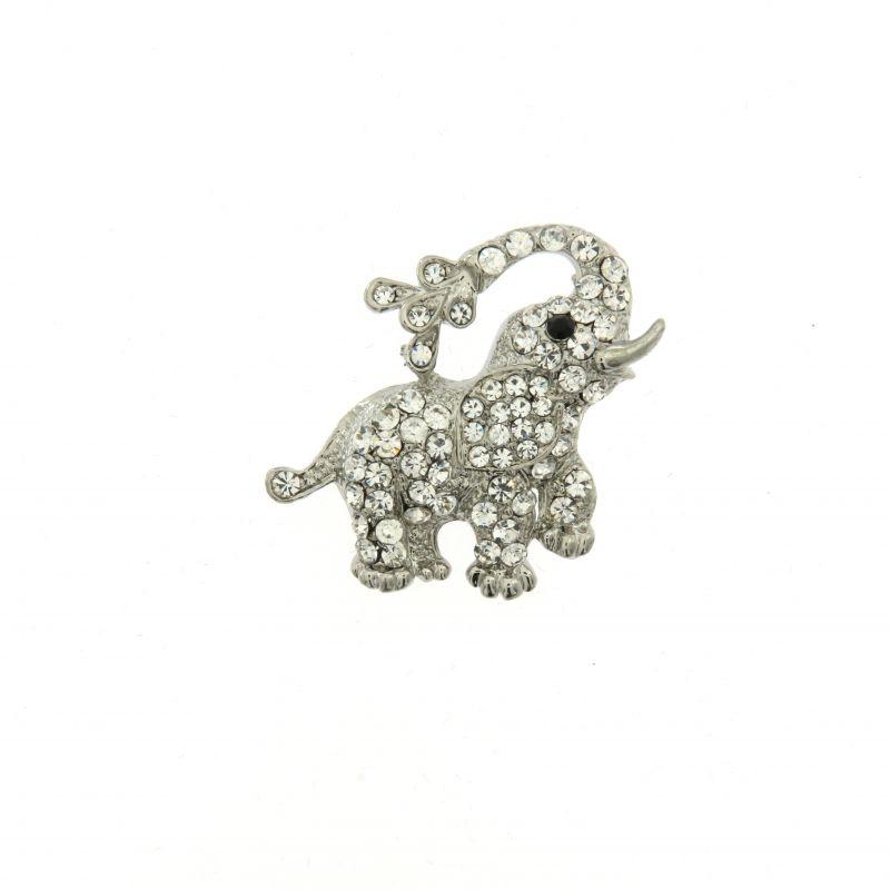 SPS5992-Elefante-Spilla