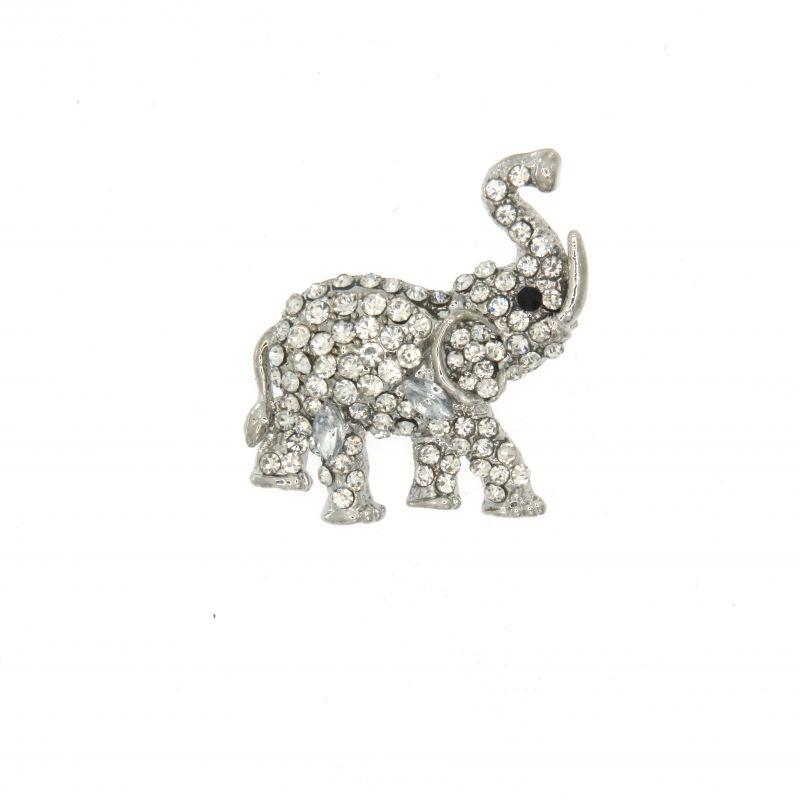 SPC6034-Elefante- Spilla