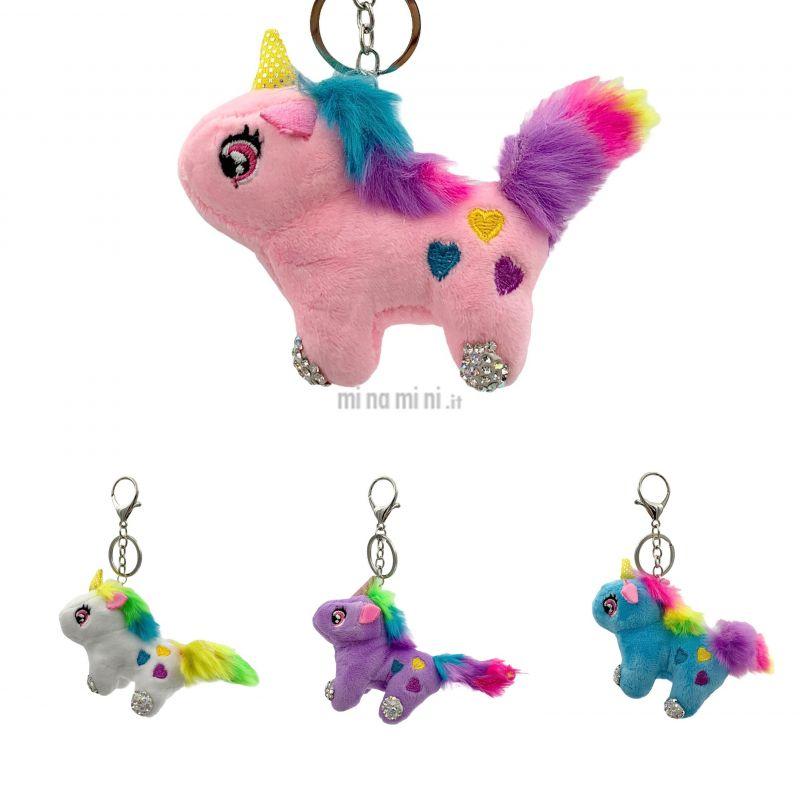 PKM6261-Unicorno Piccolo-Portachiave Moda