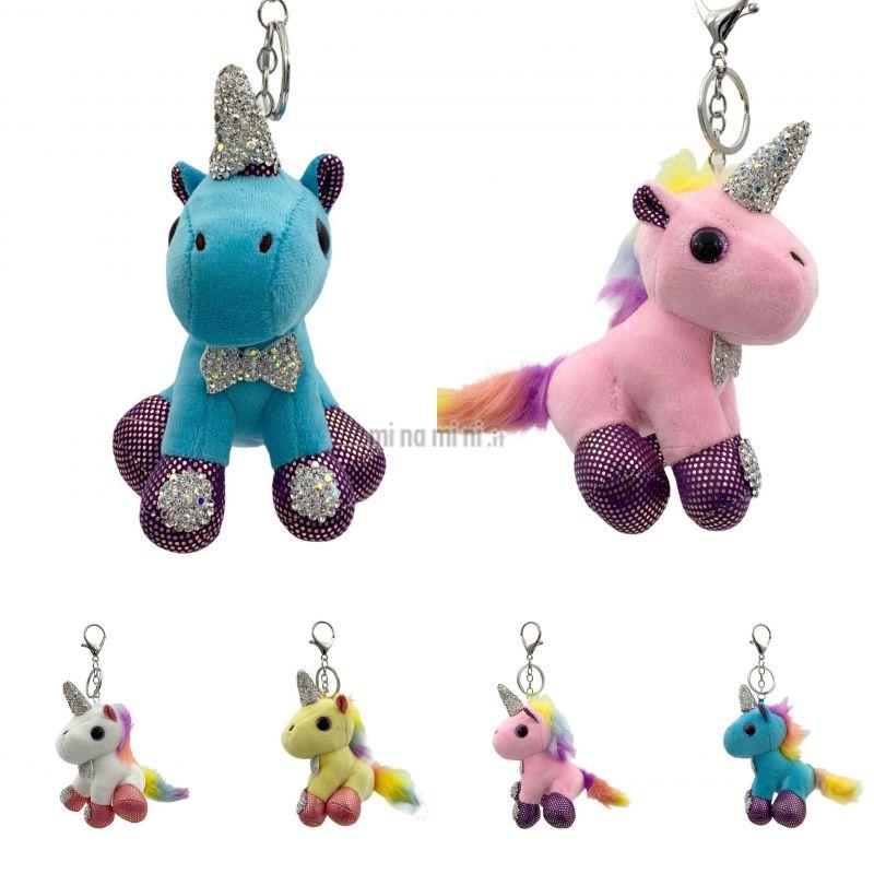 PKM6262-Unicorno -Portachiave Moda