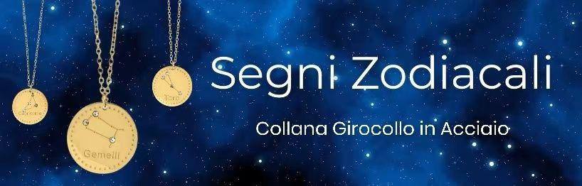 Collana con Segno Zodiacale